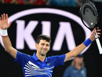 Djokovic gewinnt zum siebten Mal die Australian Open
