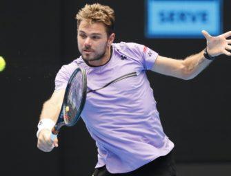 Australian Open: Wawrinka verliert in der zweiten Runde