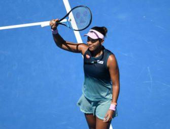 US-Open-Siegerin Osaka im Halbfinale von Melbourne
