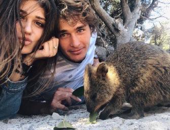 Offiziell: Olga Sharypova und Alexander Zverev sind ein Paar!