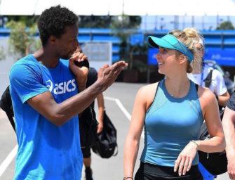 Kyrgios, Monfils und Co.: Die neuen Traumpaare der Tennisszene