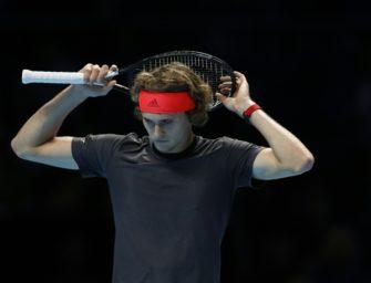 Hopman Cup: Zverev unterliegt Federer, Kerber unter Druck