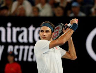Federer feiert nächsten souveränen Sieg in Melbourne