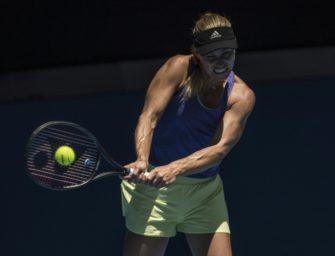 Australian Open: Kerber zum Auftakt souverän weiter
