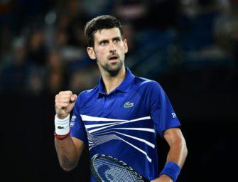 Djokovic mit Mühe weiter – im Viertelfinale wartet Nishikori