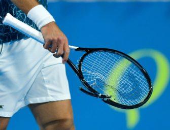 Tennis: 83 Festnahmen bei Razzia wegen Wettbetrug
