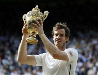 Murray soll mit Statue in Wimbledon geehrt werden
