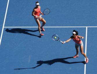Australierin Stosur gewinnt mit Zhang den Doppeltitel in Melbourne