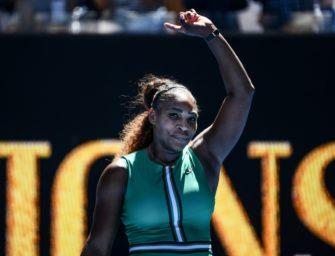 Serena Williams gewinnt wieder im Schnelldurchgang