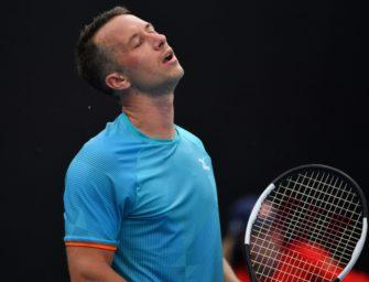 Australian Open: Auch Kohlschreiber ausgeschieden