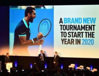 Ab 2020: Finalspiele vom neuen ATP Cup finden in Sydney statt