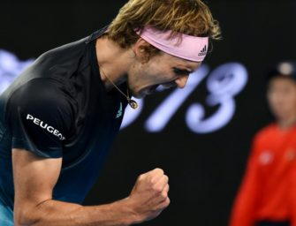 "Australian Open Podcast: Zverev Krimi und Haleps ""Davis Moment"""