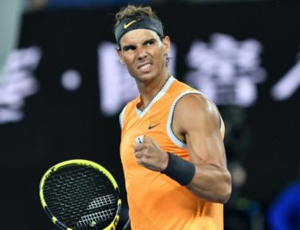 Nadal ohne Satzverlust im 30. Grand-Slam-Halbfinale