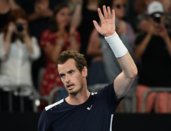 Vier Stunden Abschied: Murrays letzter Kampf in Melbourne