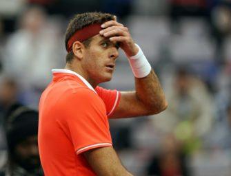 Del Potro sagt für Australian Open ab