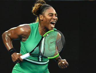 Australian Open: Williams nach Sieg über Halep im Viertelfinale
