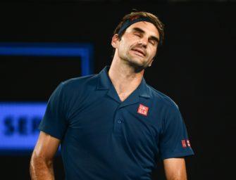 Titelverteidiger Federer verliert im Achtelfinale von Melbourne