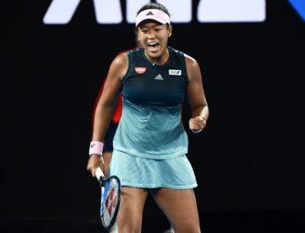 Naomi Osaka gewinnt die Australian Open