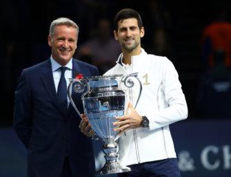 Mail aus Melbourne: Die Posse um ATP-Boss Chris Kermode
