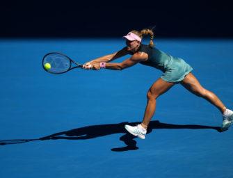 Australian Open Podcast: Tennismania an Tag eins