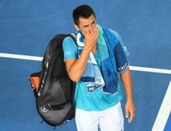 Australian Open: 10 Kurzgeschichten zu Tag 2