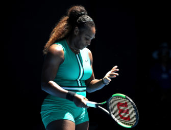 Australian Open: Serena Williams verliert nach Matchball-Drama