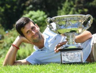 Djokovic wird Federers Nummer-1-Rekord brechen