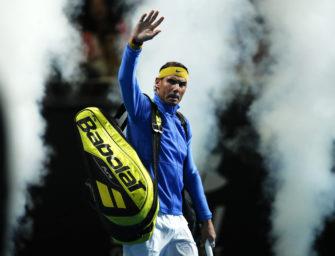 """Nadal gibt vor Australian Open Entwarnung: """"Keine Schmerzen"""""""