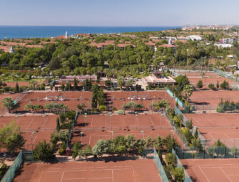 Patricio-Tennisreisen