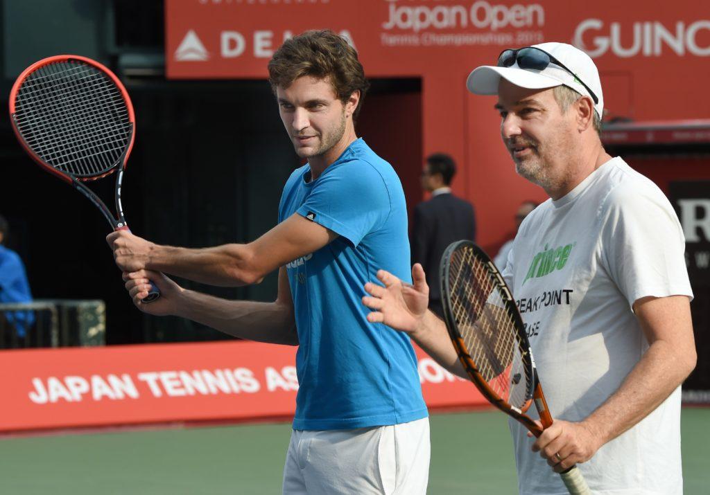 Trainer im Profitennis: Oft unter Spannung - tennis MAGAZIN
