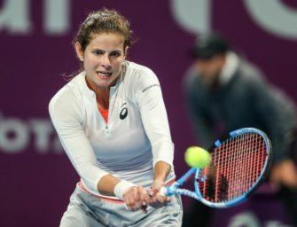 Görges gibt Zusage für WTA-Turnier in Nürnberg