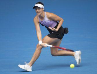 Maria verliert: Deutsches Fed-Cup-Team liegt zurück