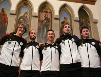 Davis Cup: Deutschland qualifiziert sich für Finalturnier