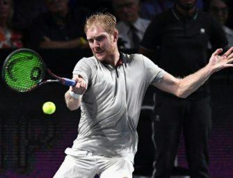 Bachinger verliert Viertelfinale in Marseille