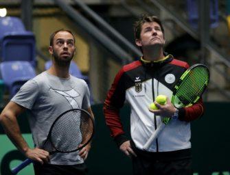 Davis-Cup-Auslosung: DTB-Team in Topf zwei