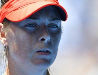Scharapowa fehlt in Indian Wells – Barthel rückt nach