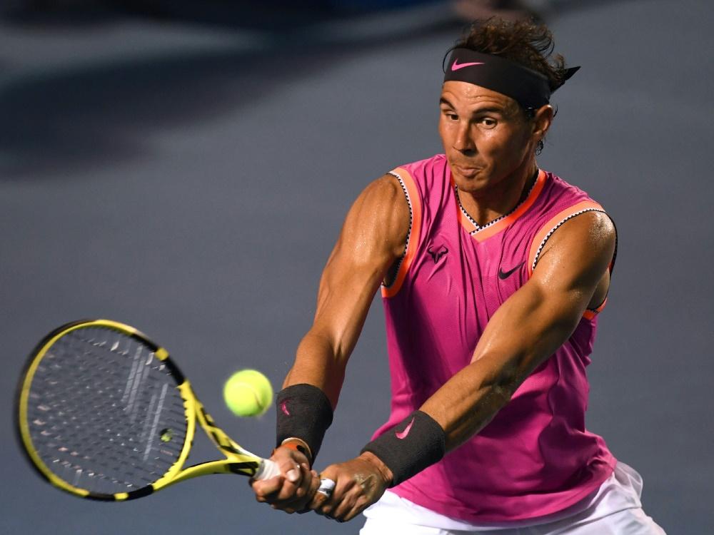 "new concept 49e84 e30a0 Nadal verliert gegen ""Tennis-Rüpel"" Kyrgios"