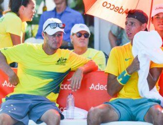 Davis Cup: Australien, Japan, Kasachstan und Italien bei Finalturnier