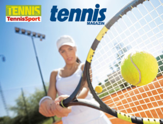 Aus DTZ wird tennis MAGAZIN