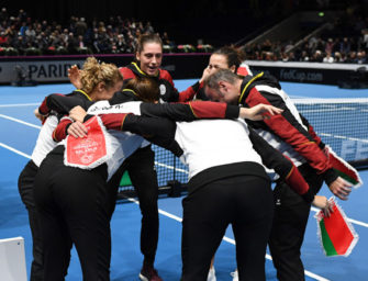 Fed Cup: Deutschland in den Play-offs in Lettland gefordert