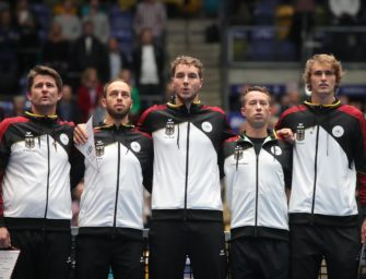 Davis-Cup-Finale in Madrid: Alle Informationen