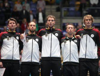 Davis Cup: Die Spieldaten von Deutschland in Madrid
