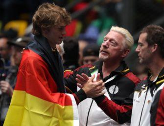DTB nach dem Davis Cup: Gefangen zwischen zwei Welten