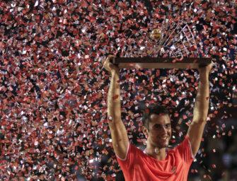 ATP Rio de Janeiro: Emotionaler Triumph von Laslo Djere