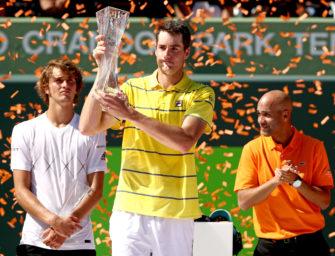 Alles Infos zu den Miami Open: Favoriten, Preisgeld und Streams