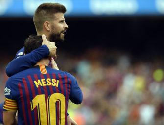 Davis Cup: Pique und sein cleverer Schachzug mit Messi