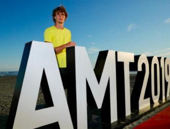 """Alexander Zverev: """"Sehe mich nicht als Superstar"""""""