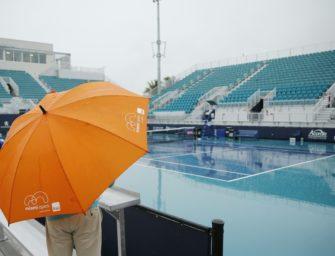 Regen in Miami: Petkovic und Friedsam auf Mittwoch verschoben