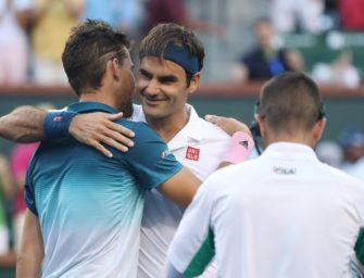 Federer unterliegt Thiem in Finale von Indian Wells