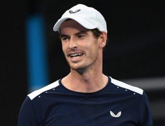 Tennis-Olympiasieger Murray gibt den Startschuss zum London-Marathon